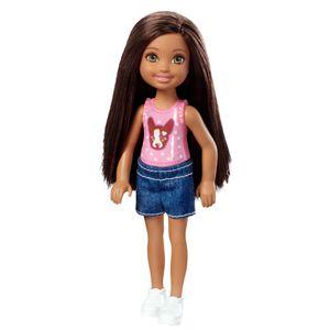 Barbie-Familia-Chelsea-Boneca-Negra---Mattel