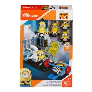 Minions-Conjunto-Fuga-da-Prisao---Mattel