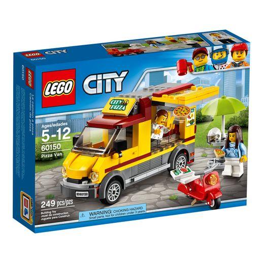 Lego-City-60150-Van-de-Entrega-de-Pizzas---Lego