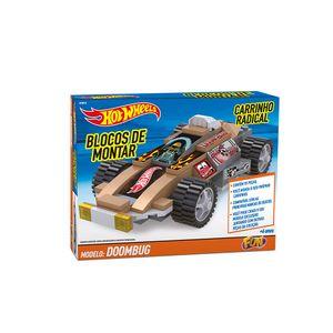 Hot-Wheels-Carrinho-Radical-Doobug-95---Fun-Divirta-se