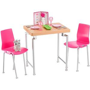 Barbie-Moveis-Basicos-Conjunto-de-Mesa---Mattel