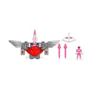 Imaginext-Power-Ranger-Rosa-e-Zord-Pterodactilo---Mattel