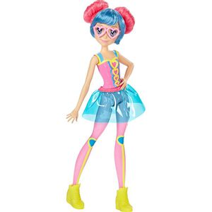 Boneca-Barbie-Amigas-de-Video-Game-Azul---Mattel