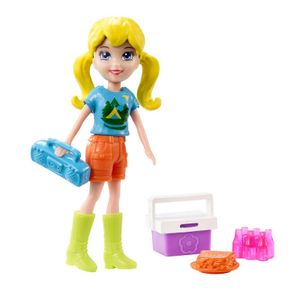 Polly-Pocket-Acampamento---Mattel