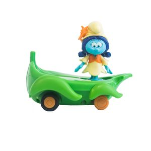 Carrinho-Smurf-Smurflily-e-Leafboard---Sunny