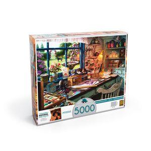 Quebra-Cabeca-5000-Pecas-Atelie---Grow-