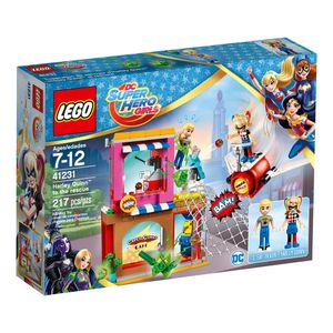 Lego-Super-Heroes-Girls-41231-Harley-Quinn-Missao-Resgate---Lego