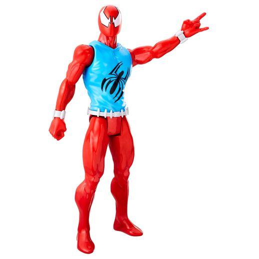 Boneco-Spider-Man-Titan-Hero-Wbe-Warriors-Escarlate---Hasbro