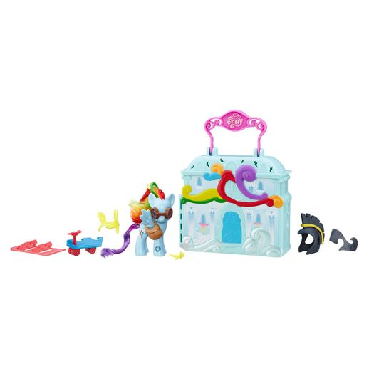 Conjunto-My-Little-Pony-Cenario-Tema-Rainbow-Dash---Hasbro