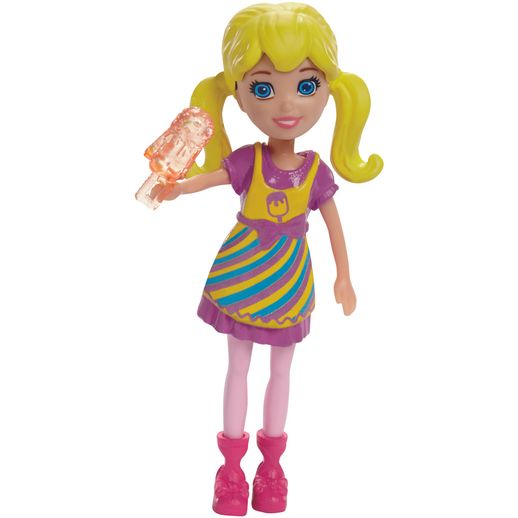 Polly-Pocket-Boneca-Basica---Mattel