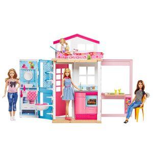 Barbie-Real-Casa-Com-Boneca---Mattel-