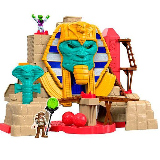 Imaginext-Piramide-da-Serpente---Mattel