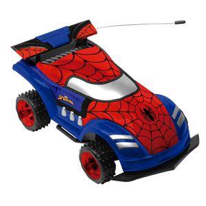 Carro-Controle-Remoto-7-Funcoes-Spider-Man---Candide