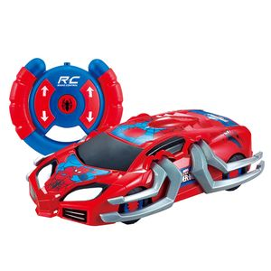 Carro-Controle-Remoto-7-Funcoes-Web-Crasher-Spider-Man---Candide