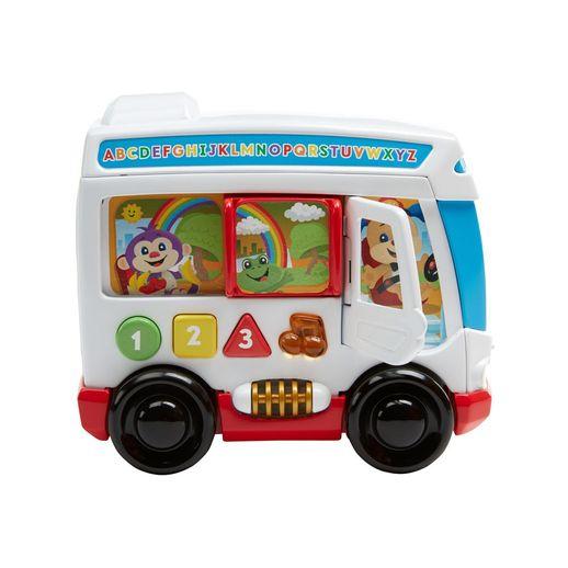 Fisher-Price-Onibus-Do-Cachorrinho---Mattel