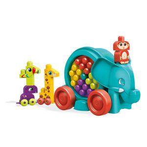Mega-Blocks-Elefante-e-Seus-Amigos---Mattel-