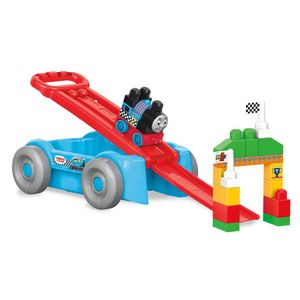 Mega-Blocks-Thomas-e-Amigos-Pista-Vagao-Do-Thomas---Mattel