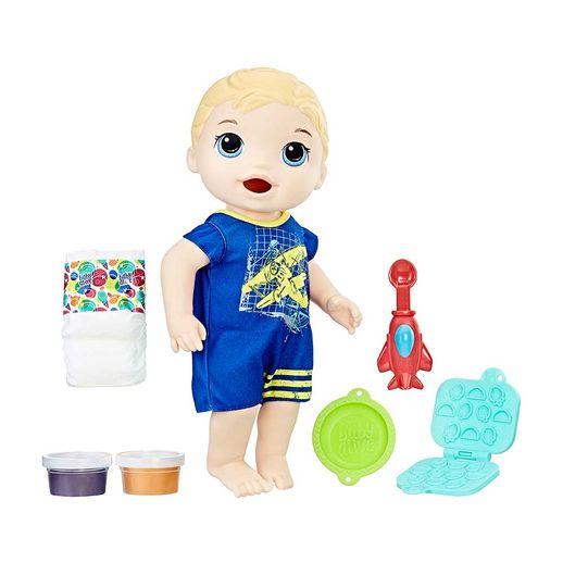 Baby-Alive-Meu-Primeiro-Filho-Loiro---Hasbro