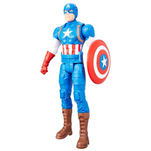 Boneco-Vingadores-Titan-Hero-Capitao-America---Hasbro