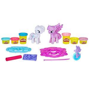Play-Doh-My-Little-Pony-Diversao-Fashion---Hasbro