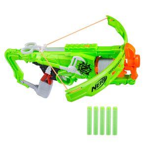 Lanca-Dardos-Nerf-Zombie-Outbreaker-Bow---Hasbro-