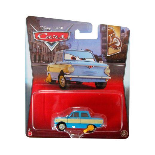 Veiculo-Basico-Carros-Vladmir-Trunkov-com-Carro-Robo---Mattel