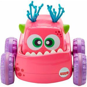 Fisher-Price-Caminhao-Monstro-Rosa---Mattel