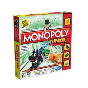 Monopoly-Junior---Hasbro