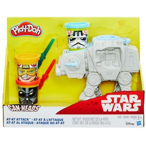 Play-Doh-Star-Wars-Ataque-AT-AT---Hasbro