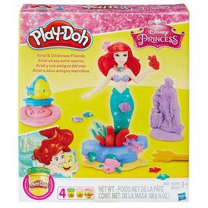 Conjunto-Play-Doh-Princesa-Ariel---Hasbro