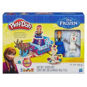 Play-Doh-Treno-Frozen---Hasbro