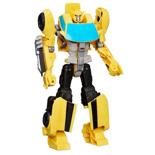 Boneco-Transformers-Cyber-Bumblebee---Hasbro