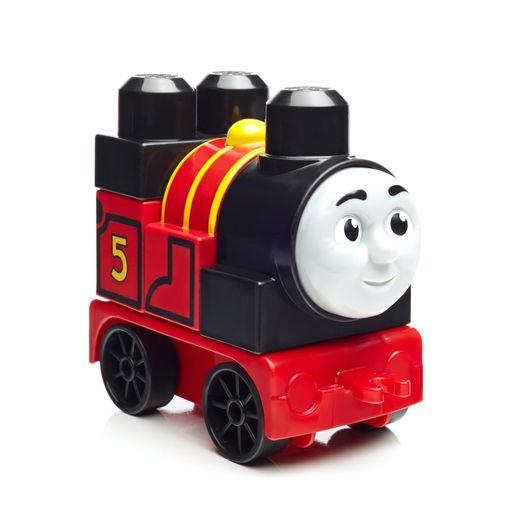 Mega-Blocks-Trens-de-Montar-Thomas-e-seus-Amigos-James---Mattel