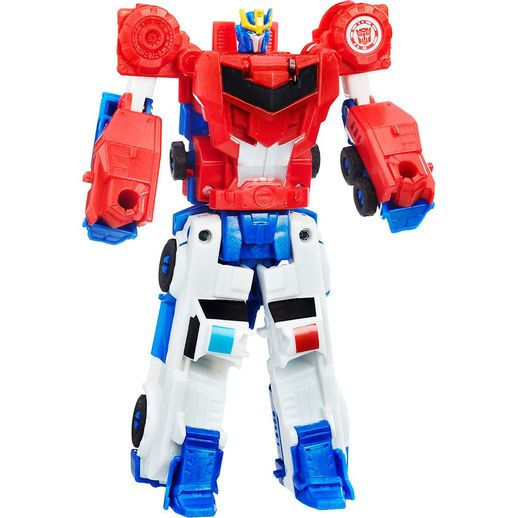 Transformers-Ride-One-Step-Crash-Strongarm-e-Optimus-Prime---Hasbro