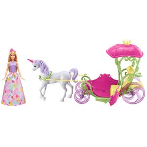 Barbie-Fantasia-Princesa-com-Carruagem---Mattel