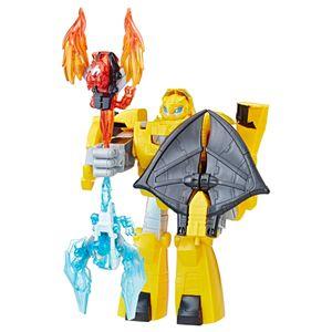 Playset-Bumblebee-Conversivel-Transformers---Hasbro