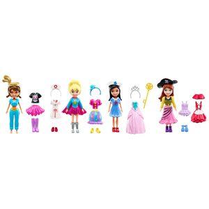 Polly-Pocket-Fantasias-Divertidas---Mattel