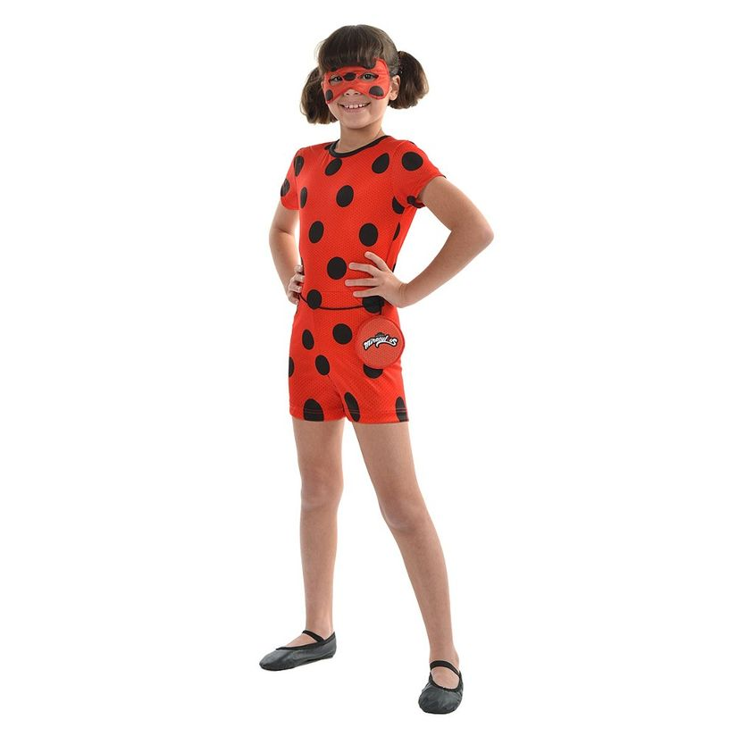 0fac64c655 Fantasia Ladybug Pop M - Sulamericana