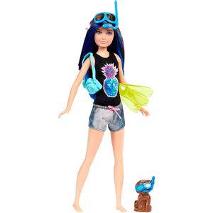Barbie-Filme-Amigas-Aquaticas-Morena---Mattel