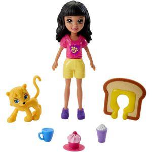 Polly-Pocket-Bon-Cafe-dos-Bichinhos-Crissy---Mattel