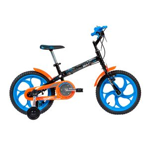 Bicicleta-Hot-Wheels-Aro-16-Preta---Caloi