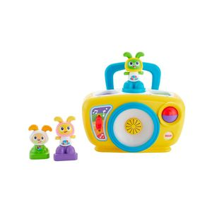 Fisher-Price-Caixa-de-Som-BeatBo---Mattel