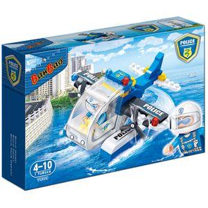 Policia-Hidroaviao-112-Pecas---Banbao