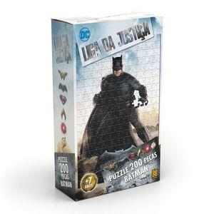 Quebra-Cabeca-Liga-da-Justica-Batman-200-Pecas---Grow