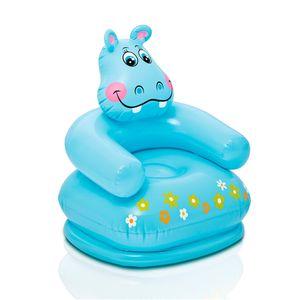 Poltrona-Bichinhos-Divertidos-Hipopotamo---Intex