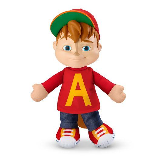 Pelucia-Alvin-Falante---Mattel