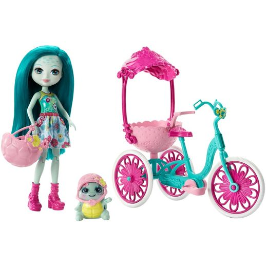 Enchantimals-Veiculos-Bicicleta-para-Dois---Mattel