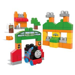 Fisher-Price-Mega-Blocks-Thomas-e-Amigos-Aventuras-Em-Sodor---Mattel-