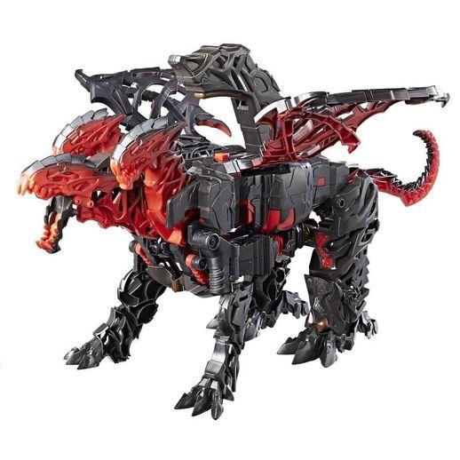 Transformers-O-Ultimo-Cavaleiro-Step-Turbo-Changers-Dragonstorm---Hasbro