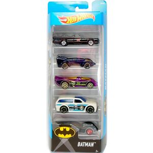Hot-Wheels-Batman---Mattel